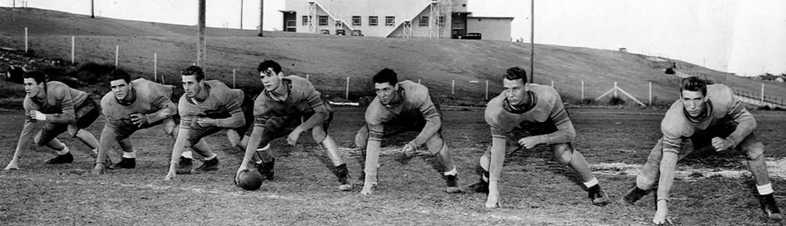 1948: Offensive Line